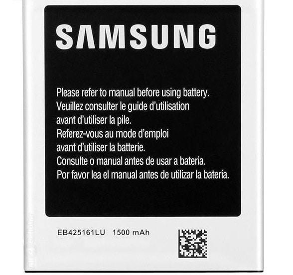 باتری موبایل مدل Galaxy S3 mini