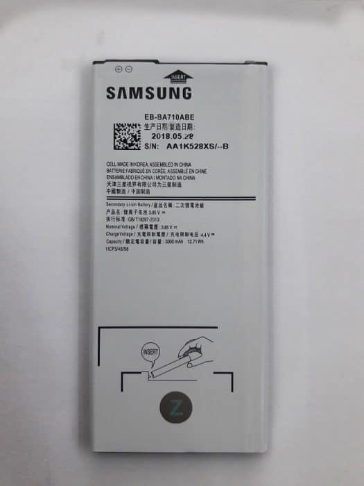 باطری سامسونگ EB-BA710BE مدل A7 2016