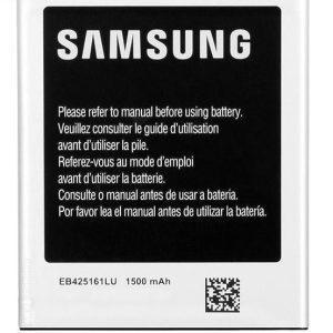 باتری موبایل مدل Galaxy S Duos S7562