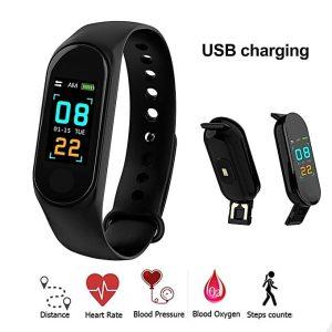دستبند هوشمند سلامت مدل M3