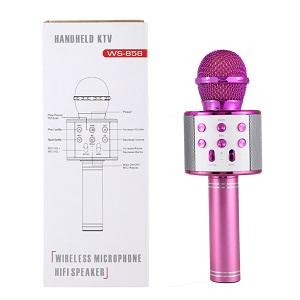 میکروفن اسپیکردار-WS-858