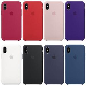 گارد سیلیکونی Apple X
