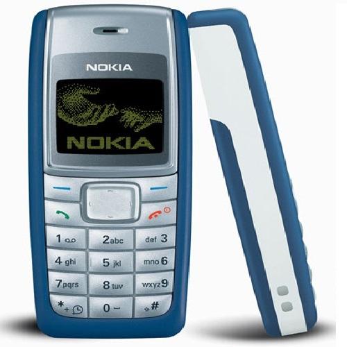 گوشی نوکیا ۱۱۱۲ طرح odscn (تست ۲۴ ساعت)