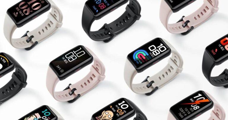دستبند هوشمند honor band 6
