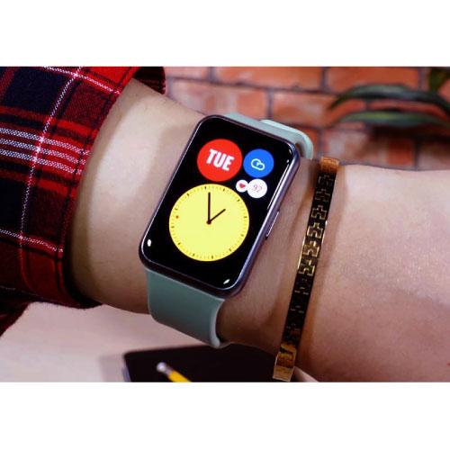 ساعت هوآوی WATCH FIT با ۱۸ ماه گارانتی